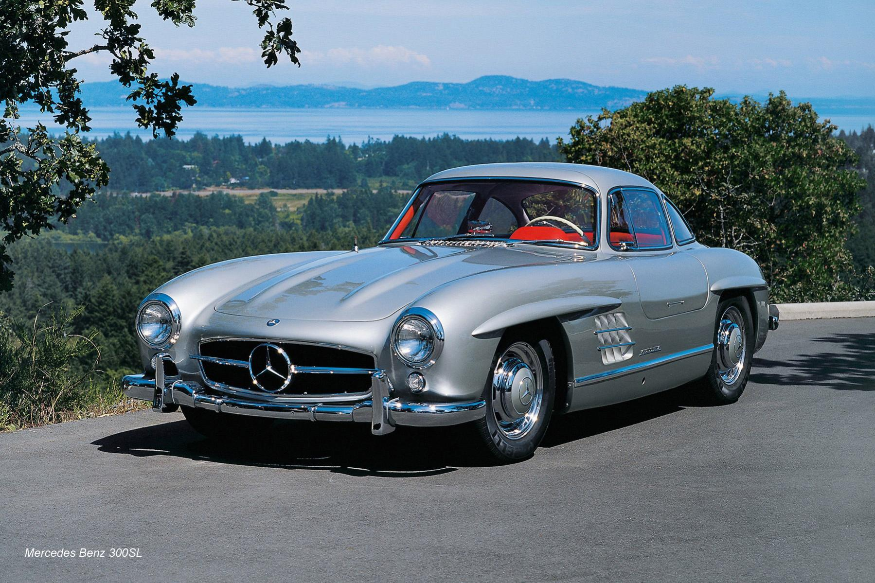 mercedes 300sl wallpaper 1800x1200