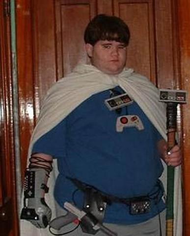 nerd king