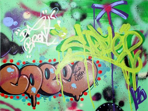cope2 graffiti art show5