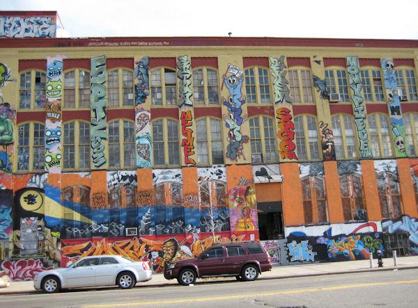ny graffiti bldg near p1s1