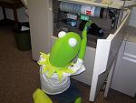 fixing the copier