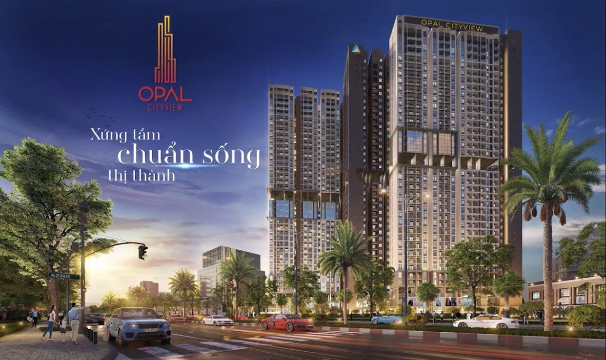 Opal cityview coming soon